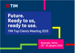 TIM Top Clients 2019 lancio 5g